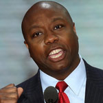 Sen Tim Scott Predicts '50% Increase' in Black Support for Trump on Election Day