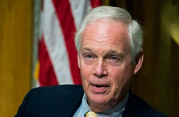 chairman ron johnson confirmed the senate homeland security committee is investigating the emails