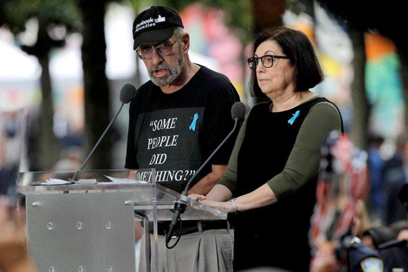 nic haros jr  warned  shameful  biden  not  to  show his face at ground zero on 9 11