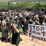 South Africa Fast-Tracks Plans for White Farmers Land Grab