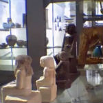 Video Shows Egyptian Statue Moving In Display Case