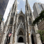Man Caught with Cans of Gas at St. Patrick's Cathedral, New York