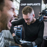 Thousands of People in Sweden Get Microchip Implants, Replace Cash, Credit Cards