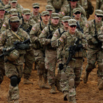 4000 US Troops Begin Massive Military Drill On Syria's Border
