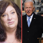 Biden Rape Accuser: 'Unspeakably Hard to Watch the Man Who Assaulted Me' Sworn In