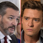 Ted Cruz Shreds Justin Timberlake for Helping 'Spoiled Antifa Terrorists'