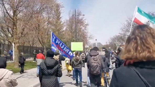 Tens of Thousands of Canadians Rise Up to Reject the 'Great Reset' – Media Blackout Tens-thousands-canada-protests-great-reset-316821