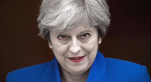 British PM Theresa May Blocks Elite Child Abuse Files for 'National Security'