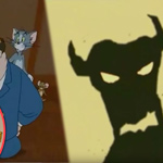 Tom & Jerry Cartoon Refers to Satan as 'The Leader of Hollywood'