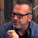 news thumbnail for Tom Arnold Vows to  Take Down Trump  Using  The Tapes
