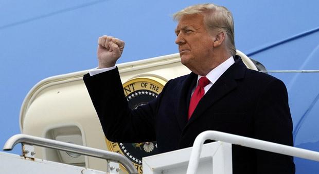 Trump Drops Bomb, Releases Crossfire Hurricane Kraken