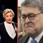 Trump Wants AG Barr to Investigate Hillary Clinton, Steele Dossier & Ukraine Links