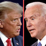 Trump Pummels Biden on 'Laptop from Hell': 'He's a Corrupt Politician'