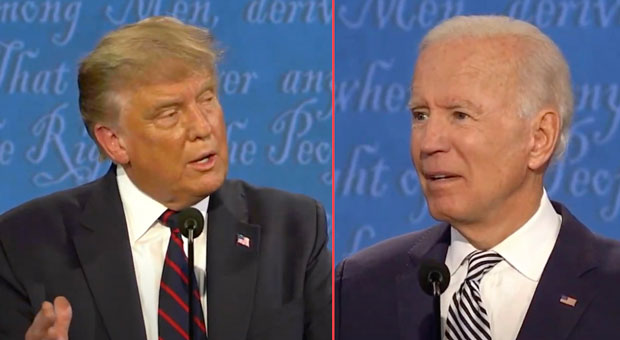 Trump Nukes Biden: Don't Use the Word 'Smart' with Me - You Graduated Last in Class