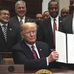 Trump Starts Urban Council to Invest $100B in Black Communities - Media Silence