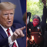 Trump Designates Antifa & KKK as 'Terrorist Organizations'