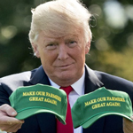 President Trump's Approval Among Farmers Soars to Record High of 83%
