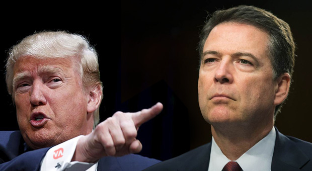 Trump Fired James Comey For Elite Pedophile Ring Coverup