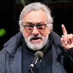 Robert De Niro: Trump 'Wouldn't Last Long' in 'Real Gangster World'