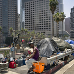 Trump, Tired of Democrat Excuses, Vows to Tackle California Homeless Crisis