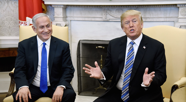 Trump To Formally Recognize Israel's Sovereignty Over Golan Heights