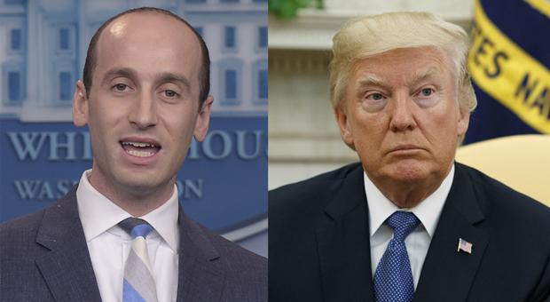 Democrats Demand Trump Fires Senior Aide, Accuse Him of 'White Nationalism'