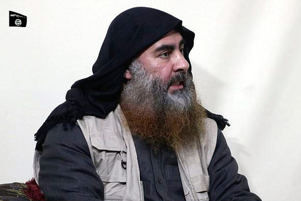 former isis leader abu bakr al baghdadi died during a raid by us forces over the weekend