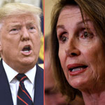 Trump: Pelosi is Trying to Create Coronavirus 'Panic' for 'Political Advantage'