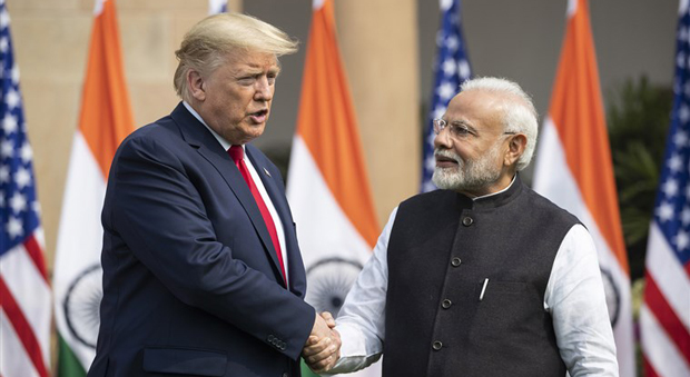Trump Secures Massive $3 Billion Military Equipment Sale in India