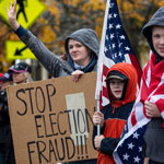 thumbnail for 79  of Trump Supporters Say Presidential Race Was  Illegally Stolen   Poll Shows