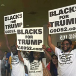 latest Black Voter Support For Trump Almost Doubles To 36%, Rasmussen Poll