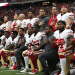 NFL Viewer Ratings Plummet to 'Historic Low' As Anthem Protests Continue
