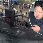 Trump's Deadliest Nuclear Submarine Arrives in South Korea Ready for War