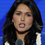 Tulsi Gabbard Warns America: Schiff, Brennan, Big Tech Are 'Domestic Enemies'