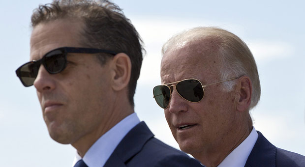 Ukraine Lawmaker: Hunter Biden and Partners Took $16.5 Million 'by Criminal Means'