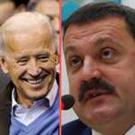 Top Ukraine Official: Joe Biden Was Paid $900k to Lobby for Son's Ukrainian Company