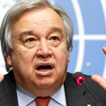UN Chief Calls for World Governments to Disarm Nuclear Weapons