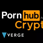 latest PornHub Partner With Cryptocurrency 'Verge' For Anonymous User Payments
