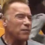 news thumbnail for Video of Arnold Schwarzenegger Drop Kicked by  Crazed Fan  Goes Viral   WATCH