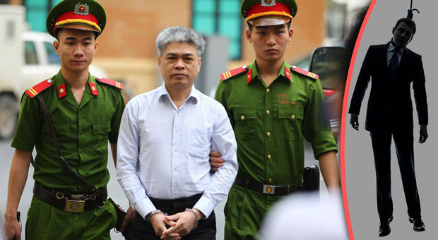 general director of oceanbank nguyen xuan son sentenced to death