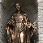 news thumbnail for Virgin Mary Statue Stolen and Found Chopped Into Six Pieces In Sweden