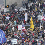 Virginia Capitol Flooded for Gun Rights Rally as Citizens Rise Up to Defend 2A