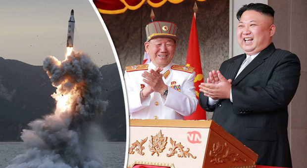 Trump Warned: 'Kim Jong-un Plans to End The World'