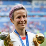 news thumbnail for Megan Rapinoe Publicly Endorses Elizabeth Warren for 2020  She s  Bold  and  Real