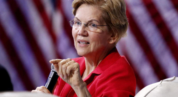 Warren Calls for AG Barr to Be Impeached if He Refuses to Resign