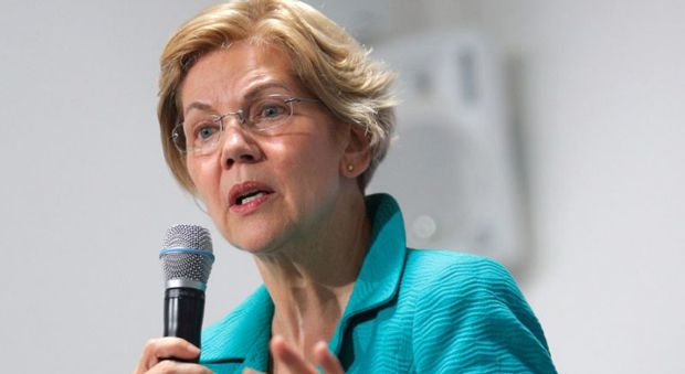 Elizabeth Warren: 'How Could the American People Want Someone Who Lies to Them?'