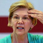 Warren's Tax Plan Would Hit Some with Rates Above 100 Percent