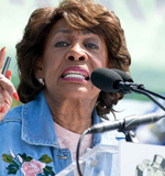 Maxine Waters: Trump Can't Wipe Away History of His 'Coronavirus Failure'