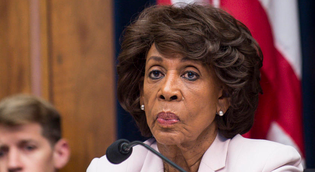 Maxine Waters: 'Idiot' Trump Must 'Pray for Forgiveness' for COVID-19