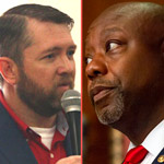 Calls Mount for White Democrat to Resign for Calling Tim Scott 'an Oreo'